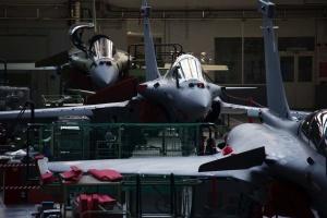Греція придбає у Франції 18 винищувачів Rafale