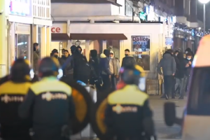 Нідерландами прокотилася нова хвиля «карантинних» заворушень