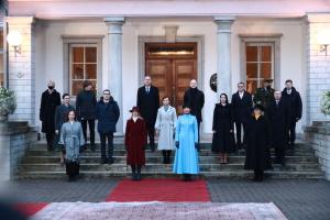Президентка Естонії затвердила новий уряд