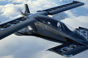 У Канаді представили концепт гібридного летючого автомобіля