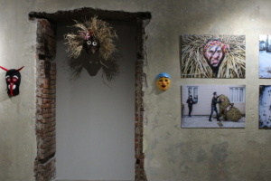 У Львові Ukraїner презентував фотопроєкт «Маланка. Відродження Карнавалу»