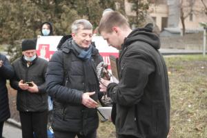 Пам'яті Жизневського: у Києві нагородили лауреатів премії «Воїн світла»