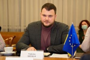 Криклій обговорив з головою представництва ЄС угоду про спільний авіапростір