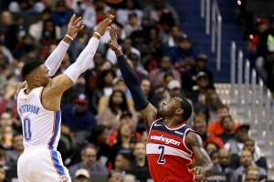 НБА: «Вашингтон» Леня уступил «Хьюстону»