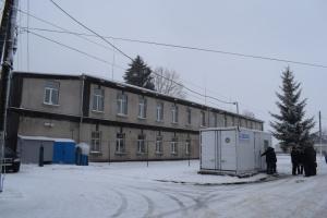 У Новограді-Волинському відкрили кисневу станцію для потреб лікарні