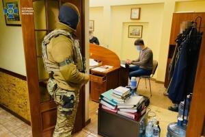 СБУ викрила схему контрабанди з окупованого Донбасу через Росію