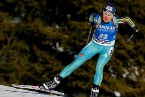 Меркушина виграла «срібло» в індивідуальній гонці чемпіонату Європи з біатлону