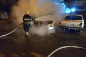 У Кам'янці-Подільському спалили авто депутатки міськради