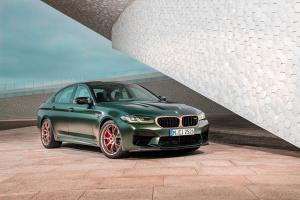 BMW представив потужний седан