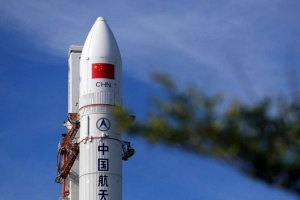 Китай цьогоріч запустить свою першу гібридну ракету