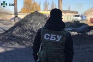 На законсервованій шахті у Донецькій області незаконно видобували вугілля