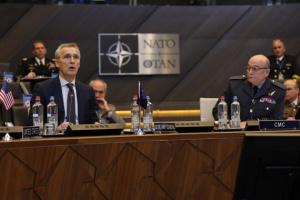Союзники по НАТО не допустили перетекания коронакризиса в сферу безопасности - Столтенберг
