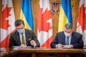 Украина и Канада создают рабочую группу для диалога по вопросам мобильности