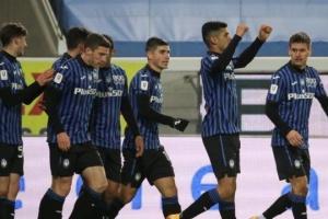 «Аталанта» в результативному матчі обіграла «Лаціо» в Кубку Італії