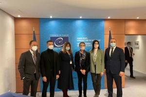 Українська делегація обговорила розширення Кримської платформи на рівні ПАРЄ