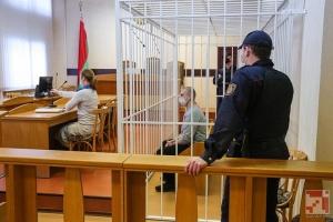 В Беларуси участника акций протеста приговорили к пяти годам тюрьмы