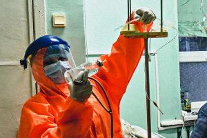 COVID: In Kyjiw 396 Neuinfektionen registriert