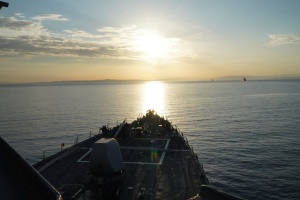 До Чорного моря прямує американський есмінець USS Porter