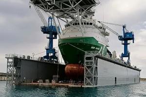 Завод Укроборонпрому хоче побудувати плавучий госпіталь для роботи під час пандемії