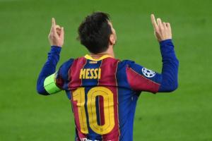 Месси забивает 15+ голов за «Барселону» на протяжении 15 сезонов