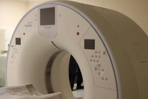 Райбольница на Винниччине получила компьютерный томограф