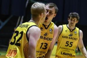 «Киев-Баскет» обыграл австрийский «Капфенберг» в Кубке Европы ФИБА