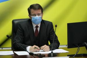 Анатолій Полосков, голова Закарпатської ОДА