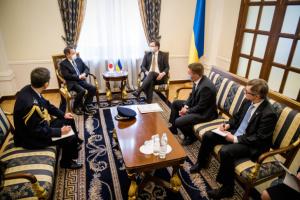 Японія надасть Україні грант у $1,82 мільйона на медобладнання для прикордонників