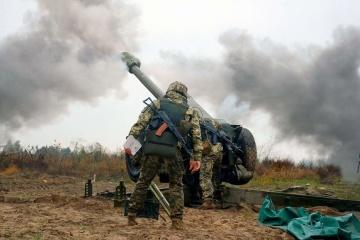 Aufklärung berichtet über Verluste von Besatzern im Donbass im letzten Jahr