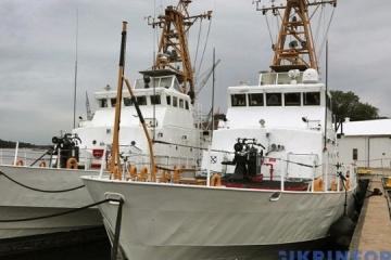 Comandante de la Armada: Las lanchas patrulleras Island llegarán a Ucrania en seis meses