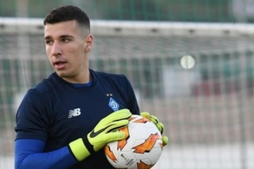 Ukrainian goalkeepers' saves in top eight of Champions League group stage