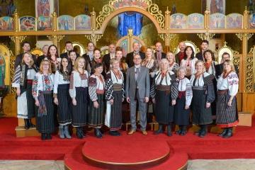 Ukrainischer Chor lädt in München zu einem Online-Weihnachtskonzert ein