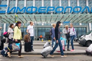 占領期にクリミアへ移住登録したロシア国民は20万人=人権保護団体