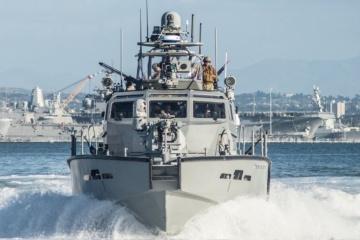 米国防省、ウクライナのために巡視船2隻発注=報道