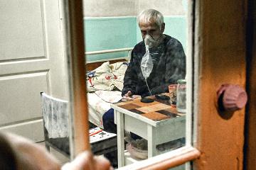 1月8日時点 ウクライナ国内新型コロナ新規確認数5676件