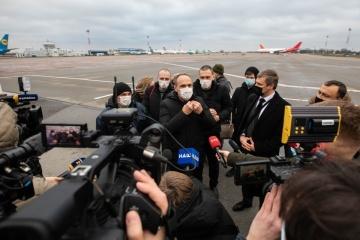 Après quatre ans de captivité en Lybie, quatre marins ukrainiens sont libres