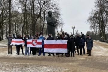 Belarus: Lokale Proteste am Samstag