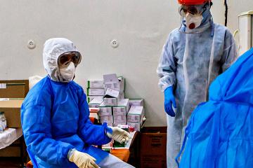 Na Ukrainie odnotowano 4288 nowych przypadków koronawirusa