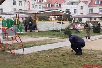 Neue Details zu Explosion auf Kindergartengelände in Winnyzja: Ein Kind leicht verletzt