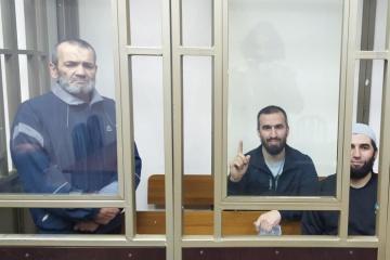 Rosyjski sąd skazał trzech Tatarów krymskich na 13, 16 i 18 lat więzienia