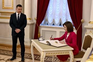 Ukraine, Moldova to create Presidential Council – Zelensky