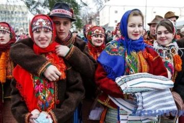 Hoy Ucrania celebra el Año Nuevo Viejo y el Día de San Basilio