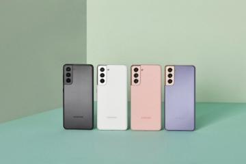 Samsung présente ses derniers modèles phares : les Galaxy S21 5G et Galaxy S21+ 5G