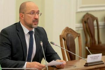 El primer ministro Shmygal invita a Letonia a unirse a la creación de la Plataforma de Crimea