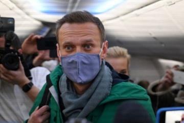 Arrestation de Navalny: l'Ukraine demande à la Fédération de Russie de libérer tous les prisonniers politiques