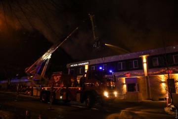 Odessa: Zwei Tote und zwei Verletzte bei Brand in Hotel