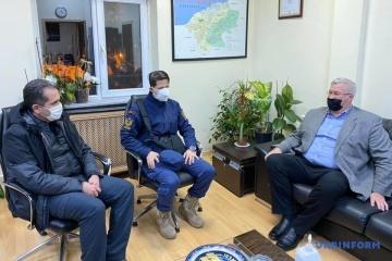 Frachter untergegangen: Türkei hat setzt Hubschrauber ein, um nach ukrainischen Matrosen zu suchen