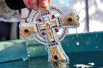 Cristianos del rito oriental celebran la Epifanía
