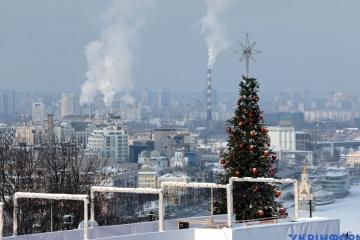 Kyiv se retrouve parmi les 20 villes les plus polluées du monde