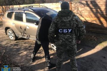 保安庁、昨年ルハンシク州にて武装集団「LPR」戦闘員35人に容疑を伝達